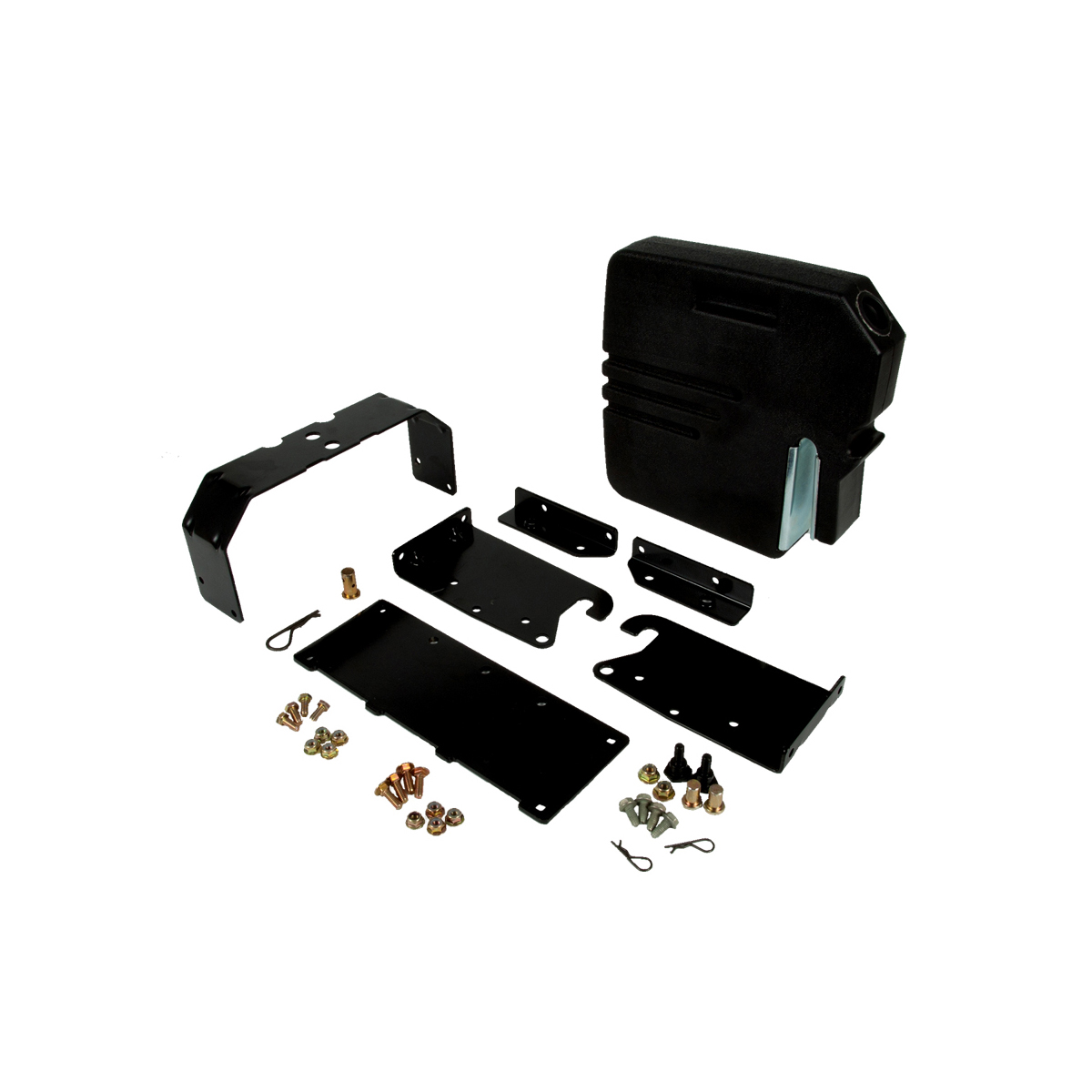 Rear Mounted Weight Kit with Brackets 490-900-M060