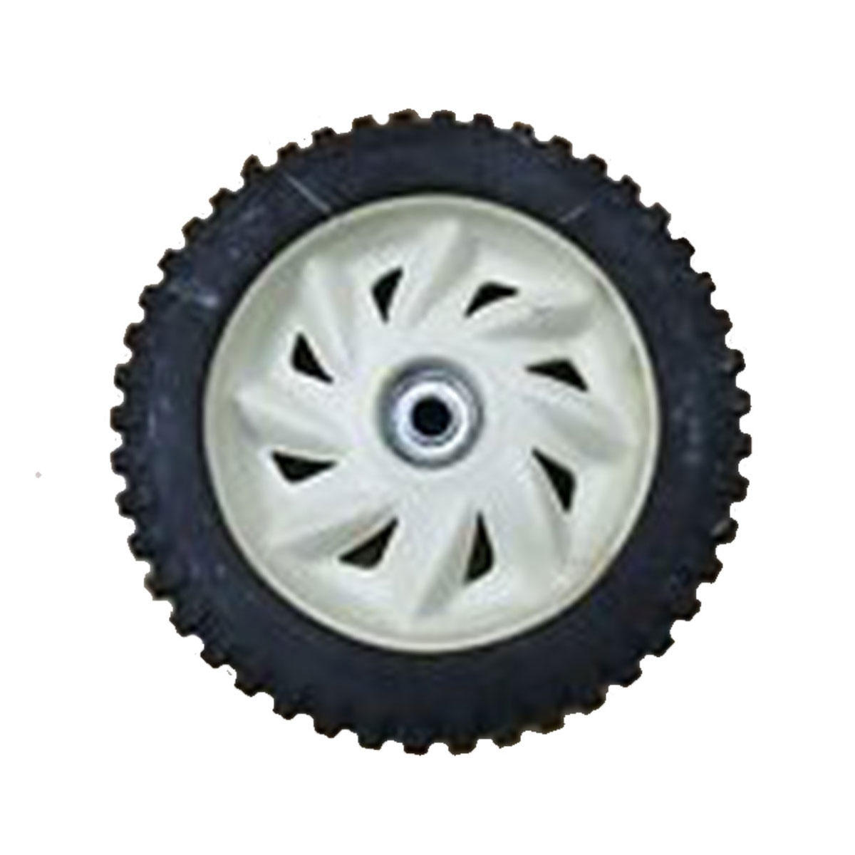Wheel Assembly (8 x 2 BB Black) 634-04665