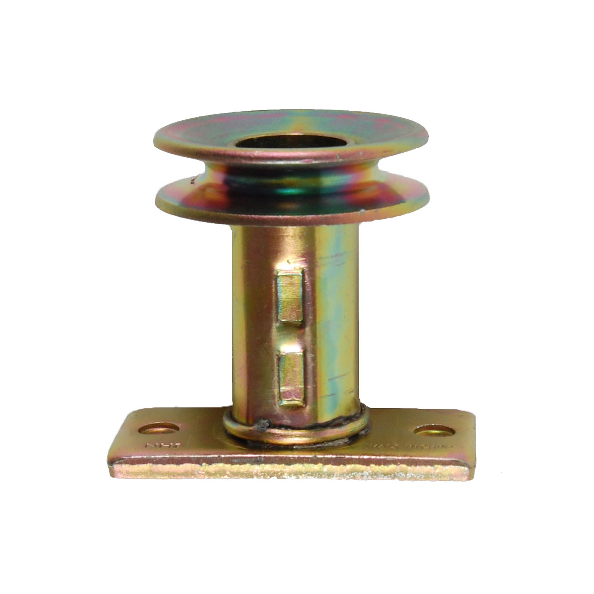 blade adapter with pulley (2.85 inch x 25 mm inside dia.) 687-02220