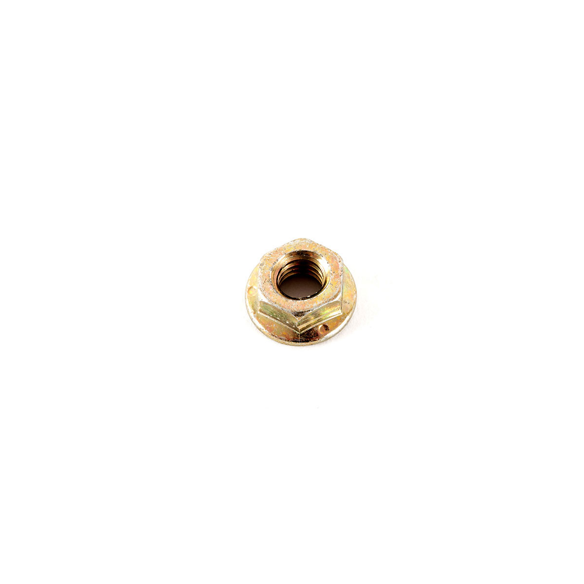 hex flange lock nut 712-3004a