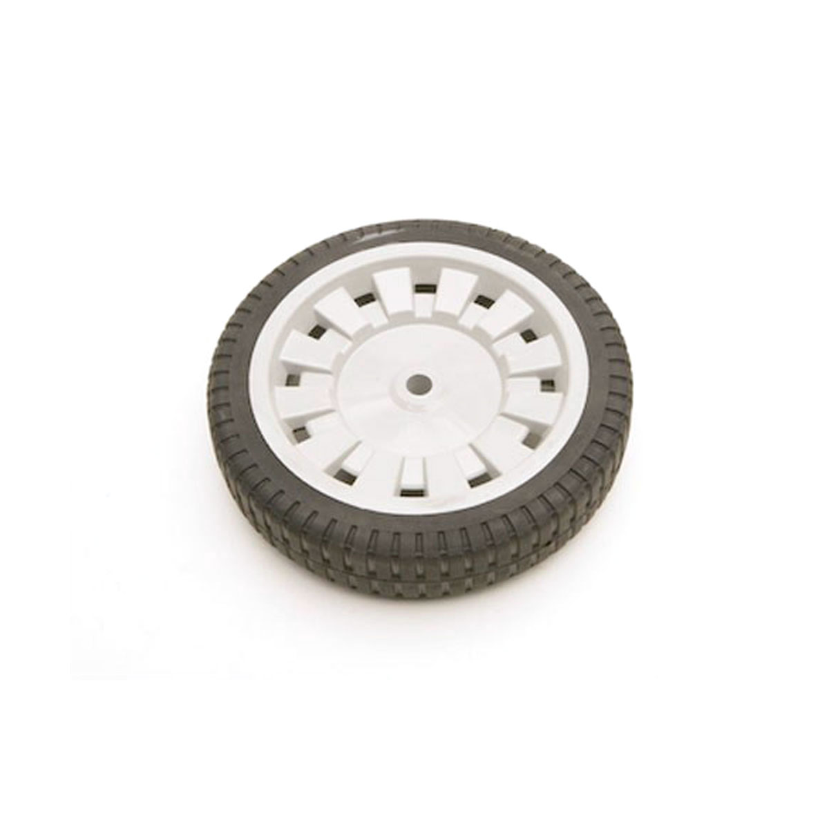 Wheel-8IN-SLOTGRAY 734-1781