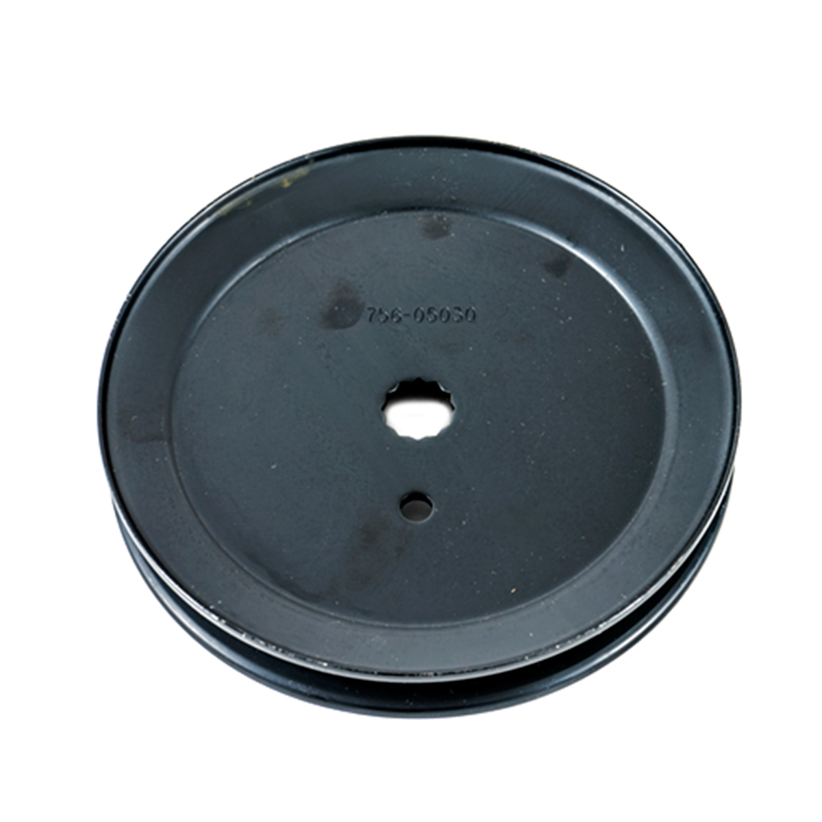 lawn mower pulley-deck 6.74 inch 756-05030