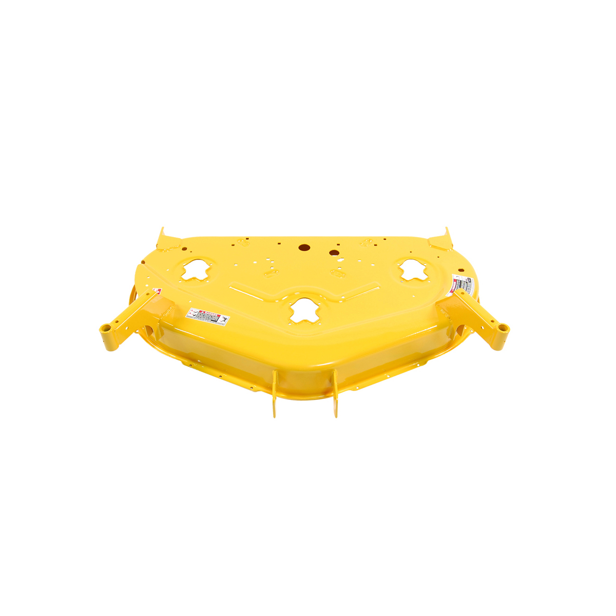 deck shell (44 inch) yellow-99 903-04270-0716