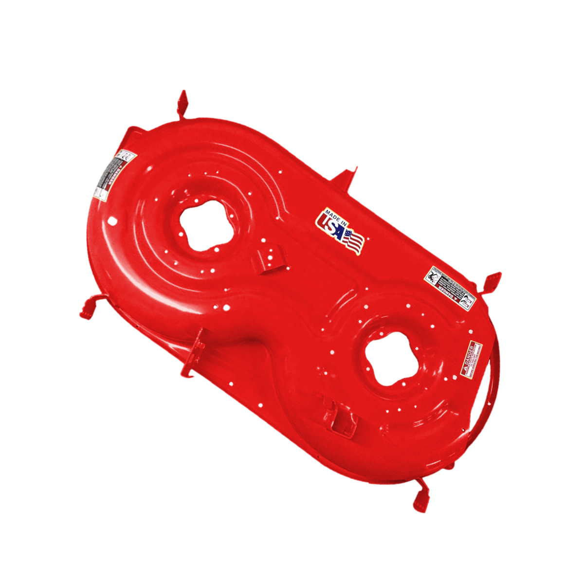 Deck Shell (42 inch) 4W MTD/Troy Bilt Red 983-04598A-0638