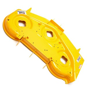 deck assembly (50 inch) yellow-2 02002769-4021