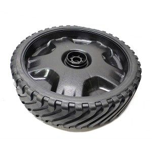 Wheel Assembly (8 x 2 Black) 634-04660