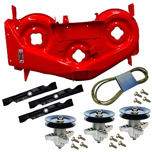 RZT 50 inch Red Deck Kit 903-04328C-0638 903-04328C-0638-KIT