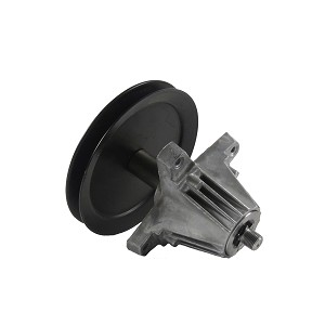 pulley & spindle assembly 918-04865a