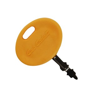 ignition key (yellow) 925-2054a